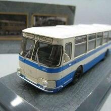 Бывшего России 1/72 LIAZ-677 ЛИАЗ 667 автобус модель автомобиля, подарок, подарок на день рождения