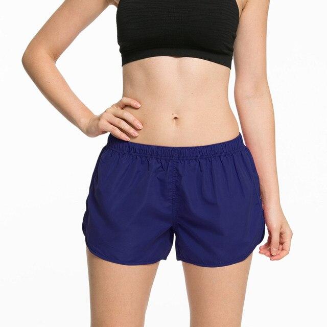 CKAHSBI Summer Exercise Gym Shorts Women Yoga Shorts Professional Sports Running Black Low Waist Workout Black Training Shorts 4