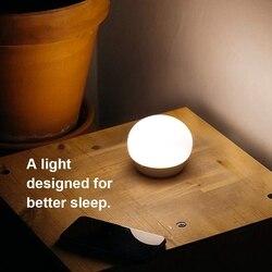 Promocja! Silikonowe światło nocne LED  lampki nocne dla dzieci  lampa dla dzieci do karmienia  karmienia  zmiany pieluchy  kontroli prasy  Mu w Lampy na biurko od Lampy i oświetlenie na