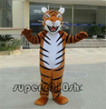 2019 Hot Tiger Animal Mascot Costume Event Cheerleading Cosplay Adult Suit Dress High Quality Cartoon Character Unisex Clothing