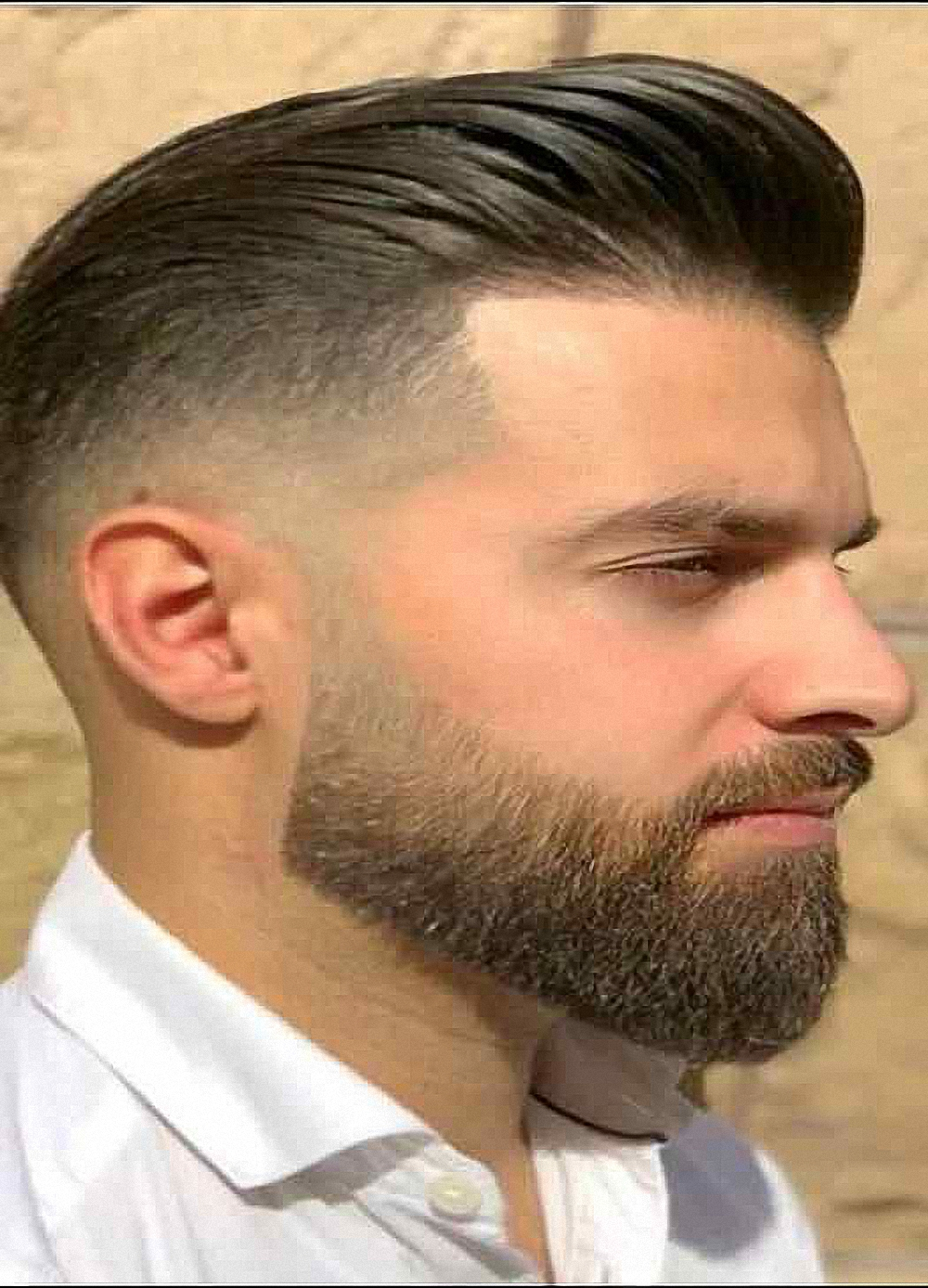 Boys New Beard Hairstyles Men Short Haircuts Barber Shop Decoration Salon Hairdressing Wall Art Vintage Kraft Paper Posters E Painting Calligraphy Aliexpress