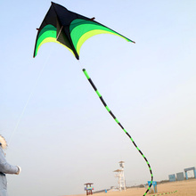 10m/32ft KITE TUBE TAIL 3D TAIL for Delta Kite/Stunt /Software Kites Kite Flying Long Tail Outdoor Fun Sports Accessory недорого