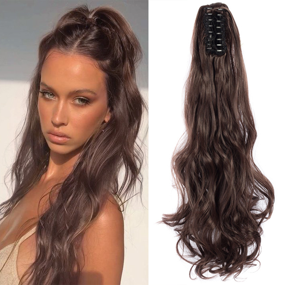 Azqueen термостойкие синтетические волосы Ponytai 22