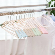 Get more info on the Adult Non-Marking Hanger Wide Shoulder Non-Slip Plastic Hanger Clothes Trousers Rack Can Be Hanging Coat Drying Rack