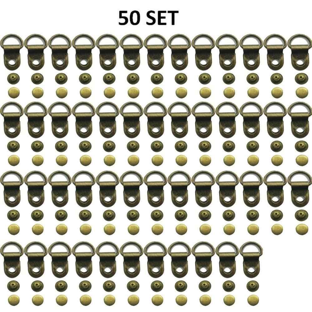 50x D halka toka Tamir Avcılık Yürüyüş veya Iş Açık Bot ayakkabı Tuval çadır