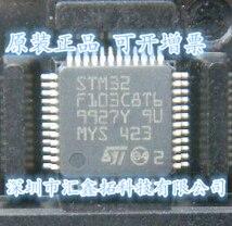 5pcs/lot STM32F103C8T6  LQFP48 5pcs lot vt6108s vt6108