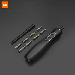 Xiaomi Mijia Screw driver zu Hause Wiha Screw-driver Electric Rechargeable Cordless Screw-driver Manual Control For Smart Home