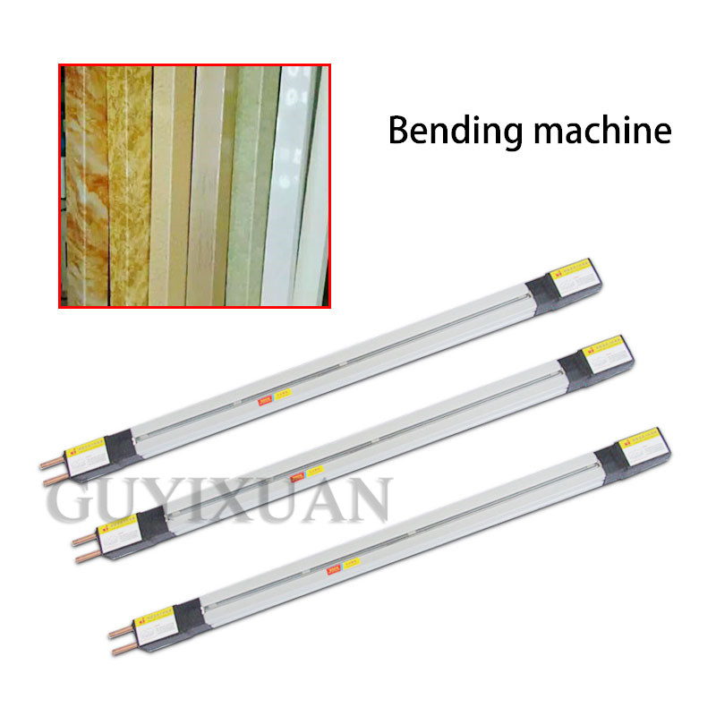 Organic plate hot bending machine Lightweight acrylic hot bender PVC Plastic plates Bending machine Applicable display cabinet image