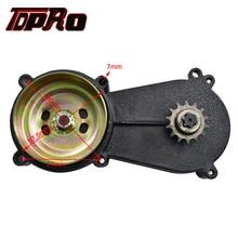 TDPRO 14T T8F Clutch Drum Gear Box Transmission 14 Teeths For fit 47cc 49cc Mini Moto ATV Dirt Bike Pocket Go Kart Chopper Buggy