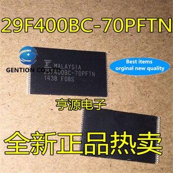 5Pcs  MBM29F400BC-70PFTN 29F400BC-70PFTN TSSOP-48  in stock  100% new and original