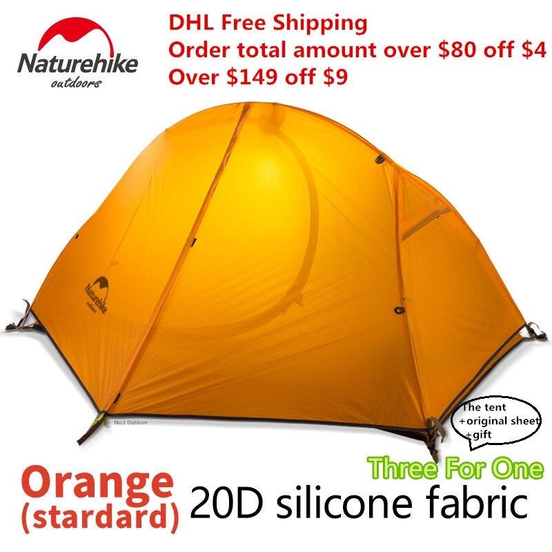 naturehike 15kg ultraleve tenda 1 pessoa acampamento 01