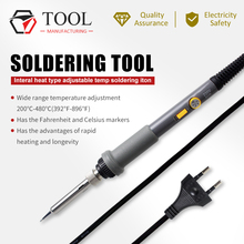 soldering  tools electric iron industry and household multi-function welding small electric welding pen iron set tool паяльник
