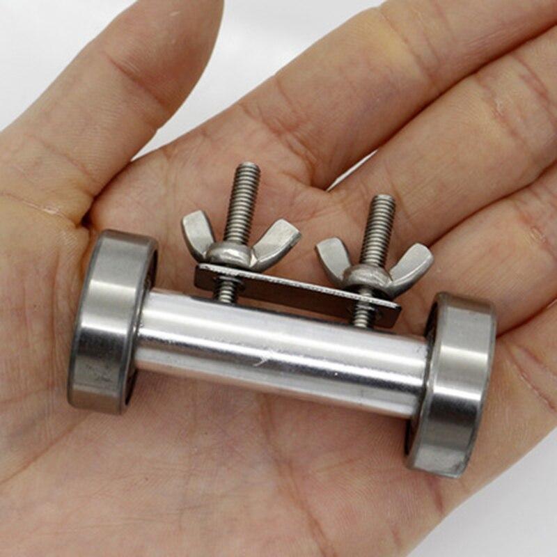 26 мм боковой зажим фиксированный угол хонинговая направляющая инструмент нержавеющая для дерева долото лезвие долото Точилки хонинговая направляющая зажима
