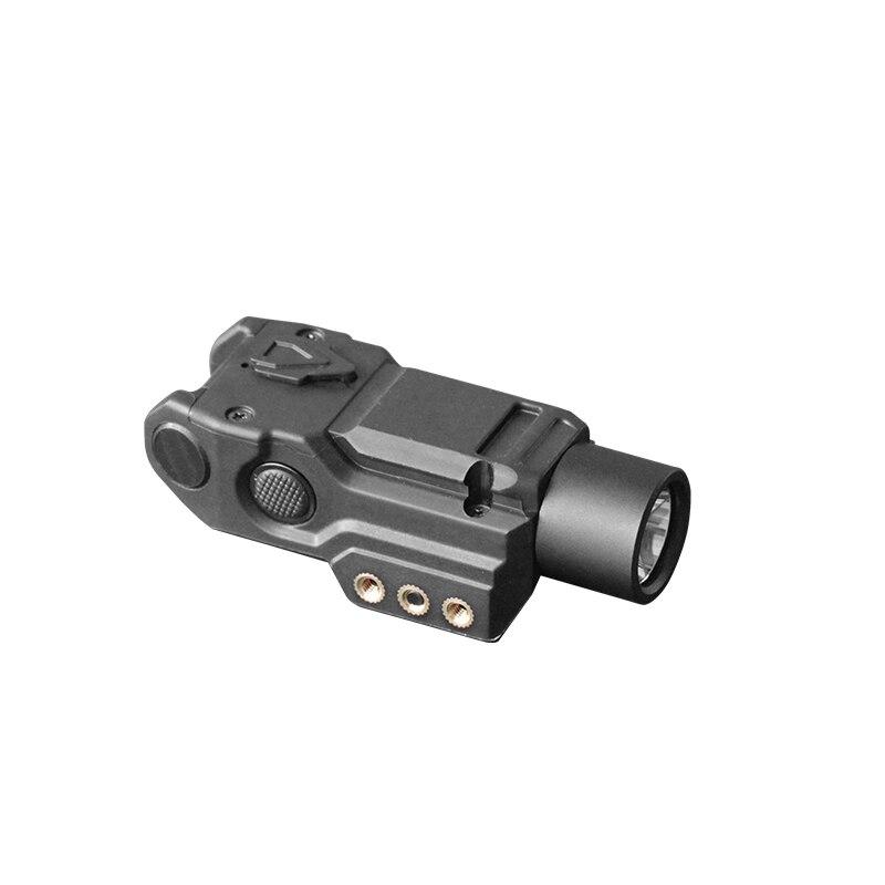 novo produto compacto smart sensor tatico pistola luz 04