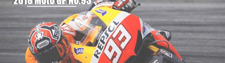 Moto GP Racing Motorcycle Toy Model Collection 37