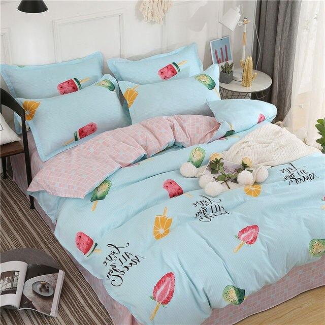 Bedding Set Fruit Lollipop