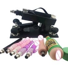 Nieuwe Automatische Sex Machine Voor Vrouwen En Mannen Nieuwe Machines Voor Sex Masturbatie Liefde Intrekbare Machine Vibrator Sex Toy