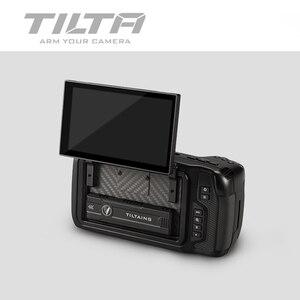 Image 4 - Originele Tilta Flipscreen Flip Screen Voor Bmpcc 4K 6K Blackmagic Camera M.2 Ssd Video Gids Tiltaing Baanbrekende Flip up