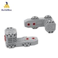 Buildmoc 42908 monstro motor para blocos de construção peças diy logotipo educacional tecnologia peças brinquedos