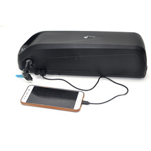 36V 12.5AH 15AH electric bike bicycle battery pack conversion kit with charger USB PORT