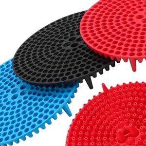 Image 1 - 26cm Auto Auto Waschen Grit Wache Einsatz Waschbrett Wasser Eimer Filter Waschen Werkzeug Multi Löcher Auto Beauty Center durable