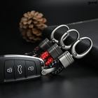 Hand Woven Car Key C...