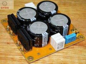 Image 3 - Электрическая плата KYYSLB PASS AM, электролитический Двойной источник питания 35 в 10 000 мкФ, плата для выпрямления CRC фильтра питания