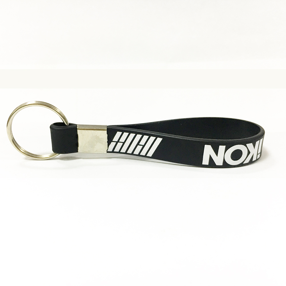YG Entertainment Kpop Korean popular group silicone bracelet wristband For YG Entertainment custom jewelry