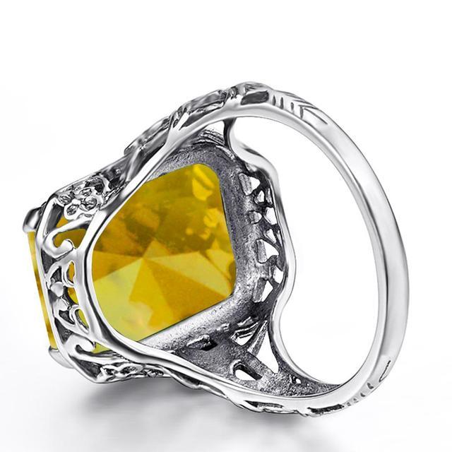 Фото кольца для женщин серебряные вечерние обручальное кольцо изысканной