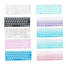 Teclado de silicone capa protetor de pele guarda para acer swift sf113 S5-371 sf514 sf5 swift 5 3 aspire s13 14 sf314 spin 5 13.3''