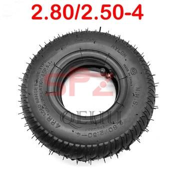 Tubo interno de neumático de 9 pulgadas 2,80/2,50-4 para Scooter Eléctrico Razor E300