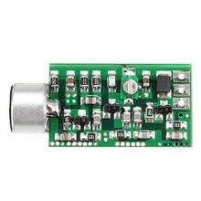 Trasmettitore FM Pickup Pick Up Module Mini microfono Wireless MIC Wireless o trasmettitore FM emissione MIC Core Board