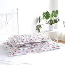 2019 New Home Bedroom Vacuum Quilt Storage Bag Wardrobe Bedding Clothing Large Print Seal Pillow Blanket