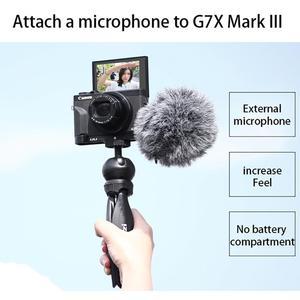 Image 4 - Uurig R016 L Plate Cho Canon G7X Mark III Micro Mở Rộng Phát Hành Nhanh Giá Đỡ Với Giày Lạnh Cầm Tay
