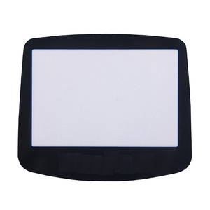 For GBA Plastic/Glass Screen Replacement Plastic Glass Display Protector Lens for Nintendo Gameboy Advance(China)