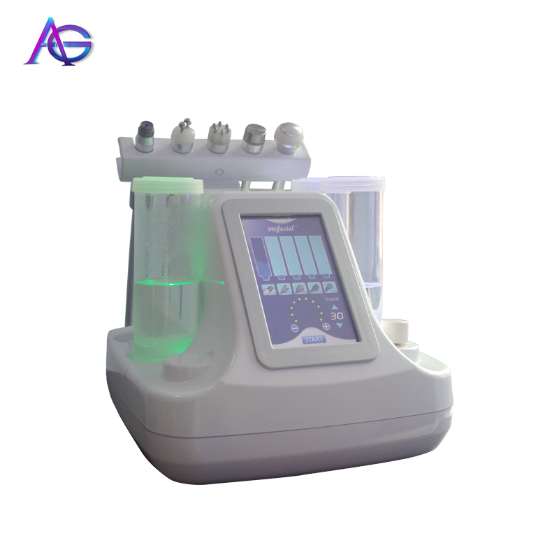 ADG 5 In 1 Water Oxygen Jet Peel Beauty Machine