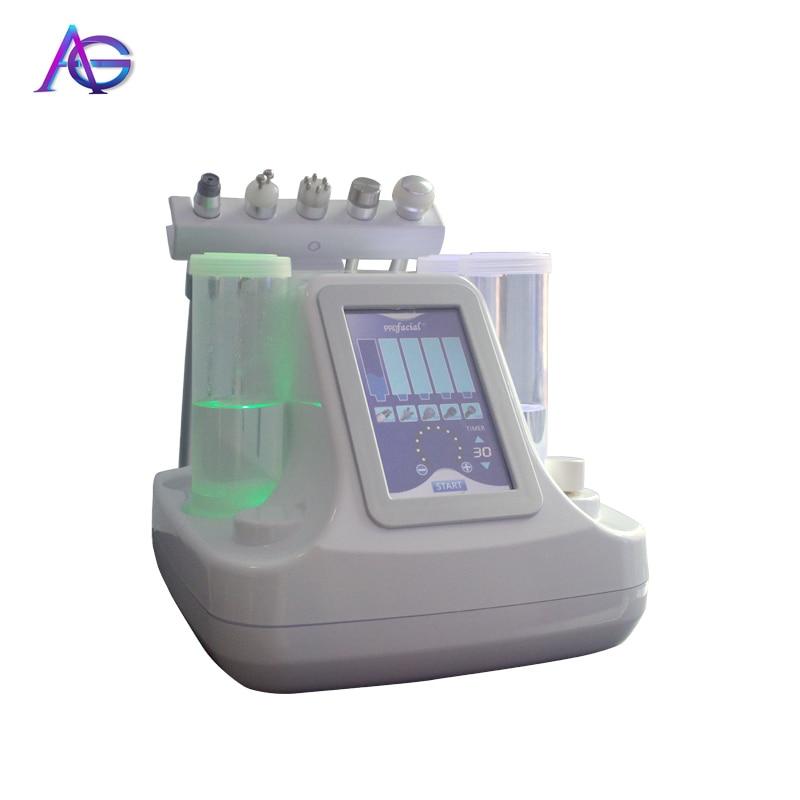 ADG 5 In 1 Water Oxygen Jet Peel Beauty Machine