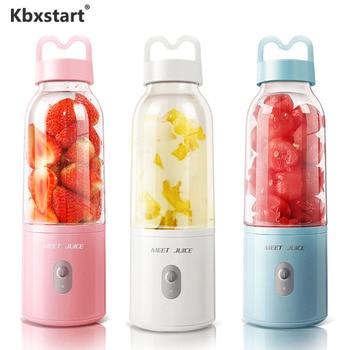 Electric Portable Juicer Blender USB Fruit Mixers Juicer Extractor Food Milkshake Multifunction Batidora Juice Maker Sokowirowka