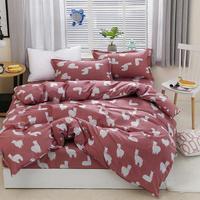 alpaca Printing Duvet Cover Sets King Activity Bedding sets RU USA  EU AU Size Quilt cover Sheet Set Bedroom Bedding Bed Linen