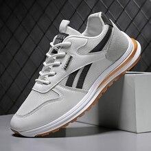 Sneakers Golf-Shoe Junior Spikeless-Tour Sport Mesh Man Anti-Slip Breathable Men Walking