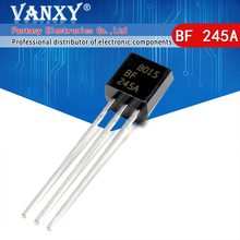 10PCS BF245A TO 92 BF245 TO92