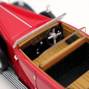 Image 4 - Автомобили эпоки 1/43 Hispano Suiza H6C 1934 литые модели классических автомобилей коллекционные игрушки