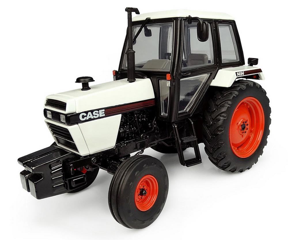 Universal Hobbies 1/32 CASE 1494 2WD Tractor Diecast Model Collection UH4280