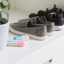 Дезодорант для обуви сушилка шарики поглотитель влаги анти-milde обувь дезодорант 2 шт M0905