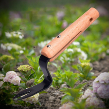 Forked Garden-Weeder-Tool Trimming Lawn Steel Puller Long-Handle Apply-Effective Easy