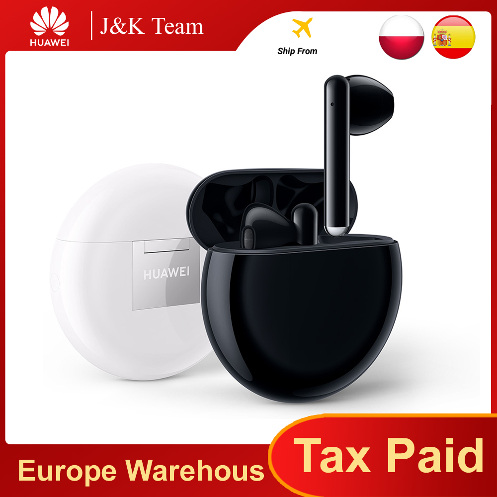 Huawei Freebuds 3 Global Version In Stock Tws Wireless Headsets Bluetooth Earphone Active Noise Cancellation Bt 5 1 Bluetooth Earphones Headphones Aliexpress