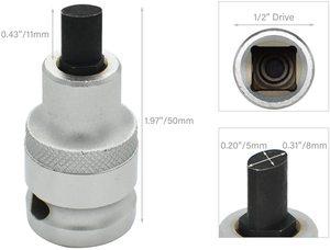 Image 5 - 3424 presa Spreader ammortizzatore, ammortizzatore Ram smontare strumento per Volkswagen Audi VW Golf Jetta