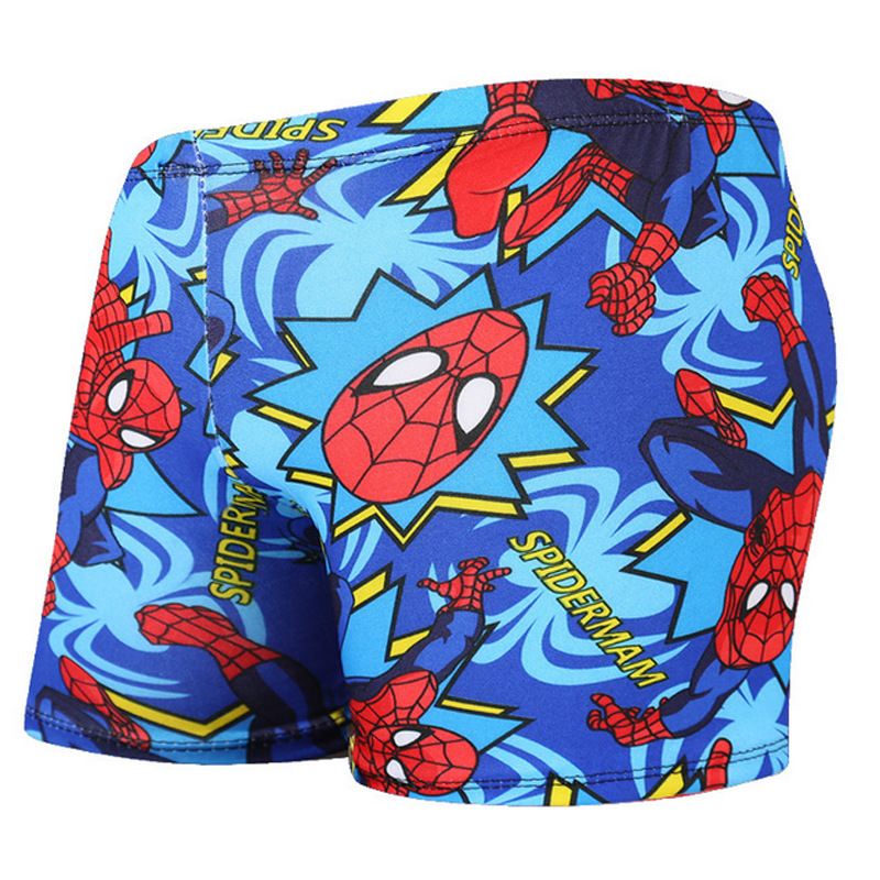 CHILDREN'S Swimming Trunks CHILDREN'S Boys' swimming trunks Boxer Cartoon Cute CHILDREN'S Swimming Trunks