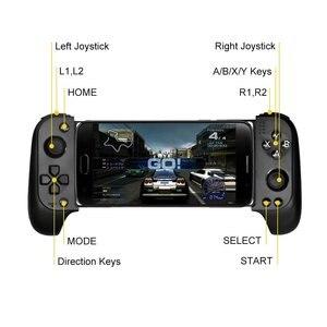 Image 2 - Saitake 7007F אלחוטי Gamepad Bluetooth בקר משחק עבור Huawei Xiaomi אנדרואיד טלפון טלוויזיה iPhone טלסקופי GamePads ג ויסטיק