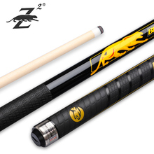 PREOAIDR 3142 BK3 Billiard Pool Cue Rubber Handle Cues Stick Kit 12.75mm /11.5mm Tip Made in China Billiards